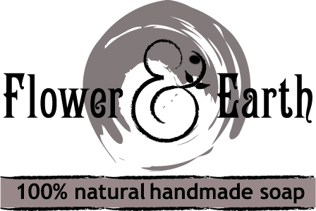 Flower & Earth: 100% Natural Soaps, Salves & Sprays
